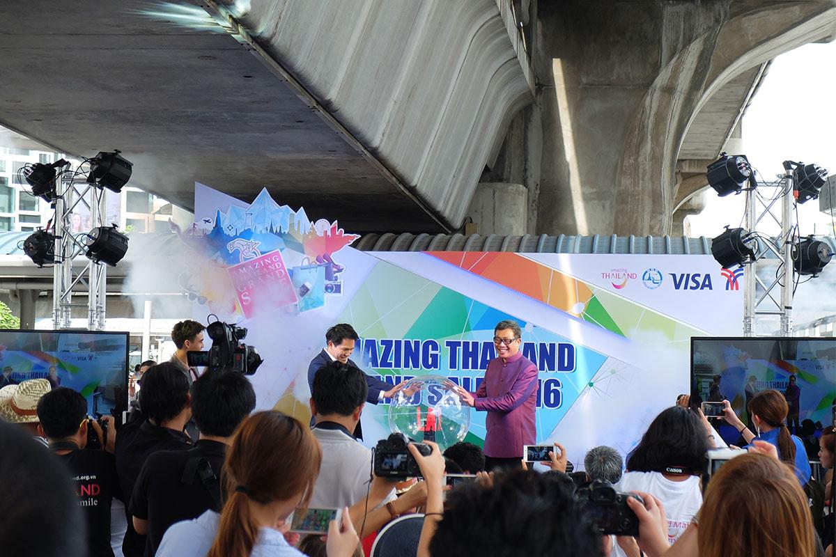 The Amazing Thailand Grandopening