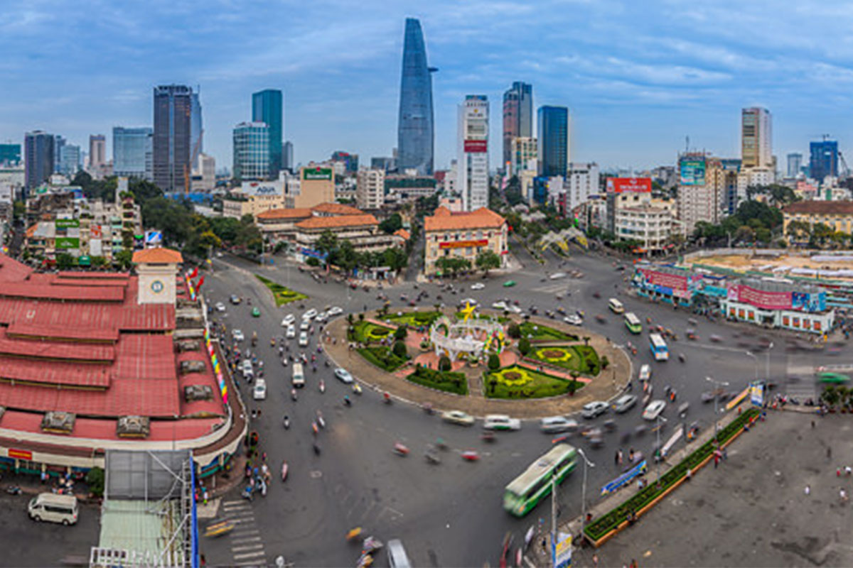 ho chi minh city center