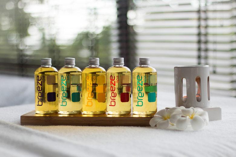 Breeze Spa aroma water