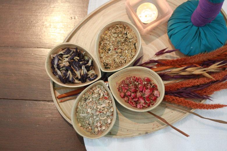 Breeze Spa herb aroma