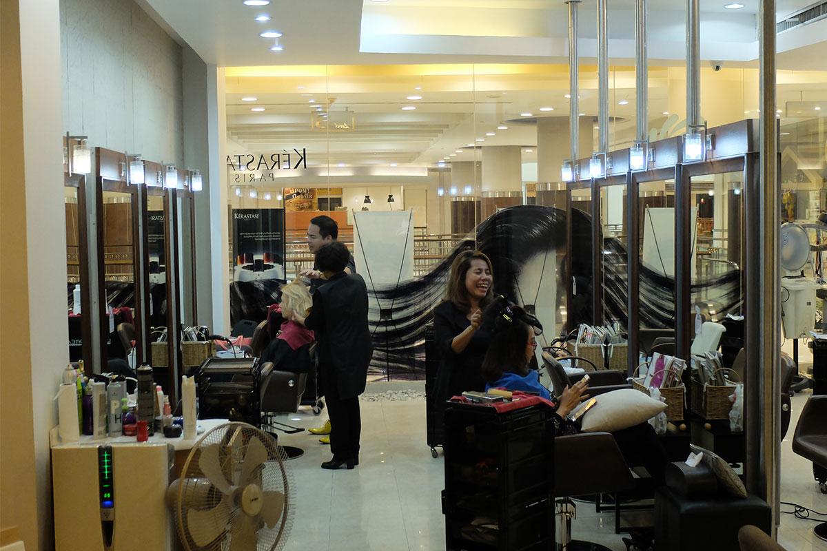 Niche hair salon and nail spa