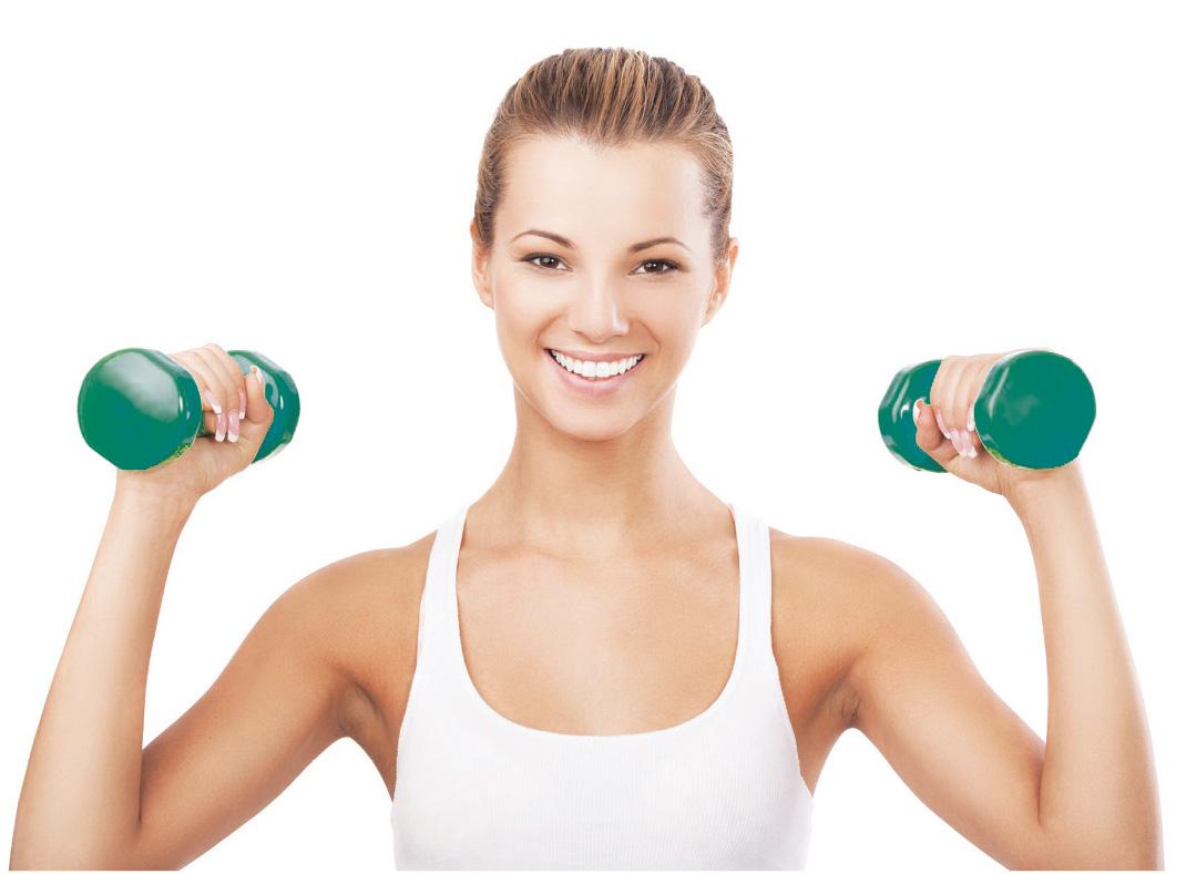 Weight Training for Women Photo