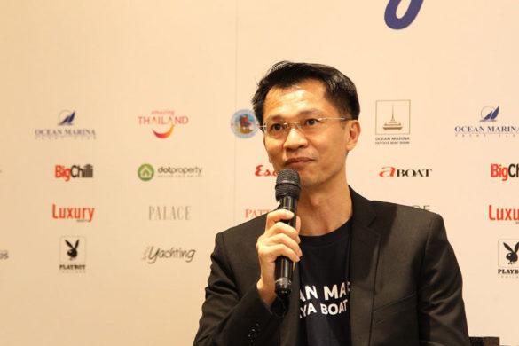 Pattaya to become marine leisure hub of Asia-men three