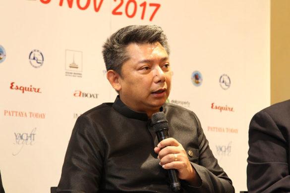 Pattaya to become marine leisure hub of Asia-men two