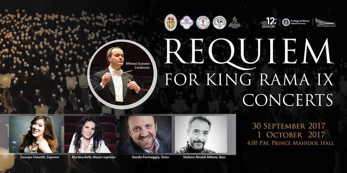 Requiem for the King Rama IX photo