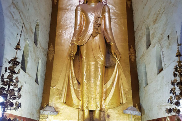 myanmar-temple buddha