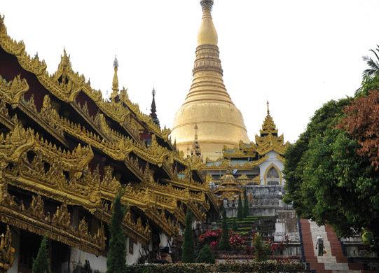 myanmar-big temple