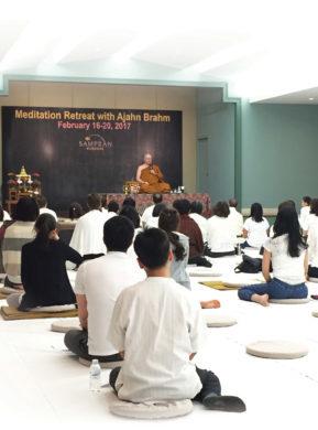 meditation-brahm talk