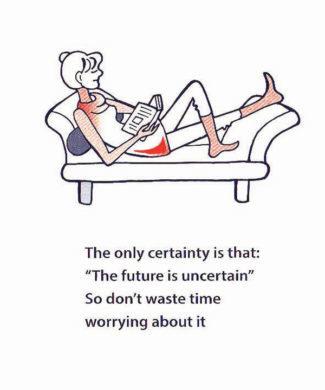 meditation-future uncertain