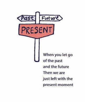 meditation-past future
