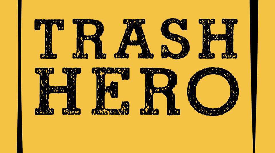 trash hero - ft