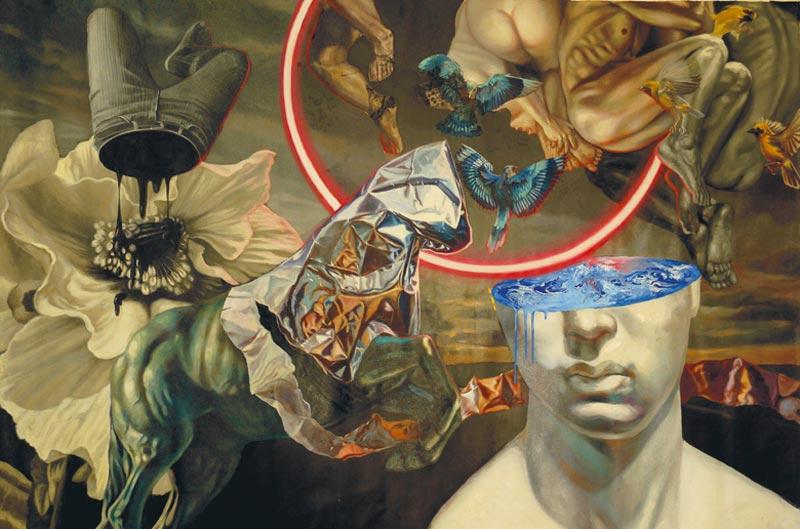 Teeratat Numkaew at Kalwit Studio Gallery