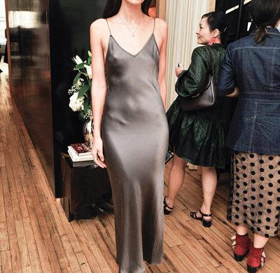 fashion pretty grey