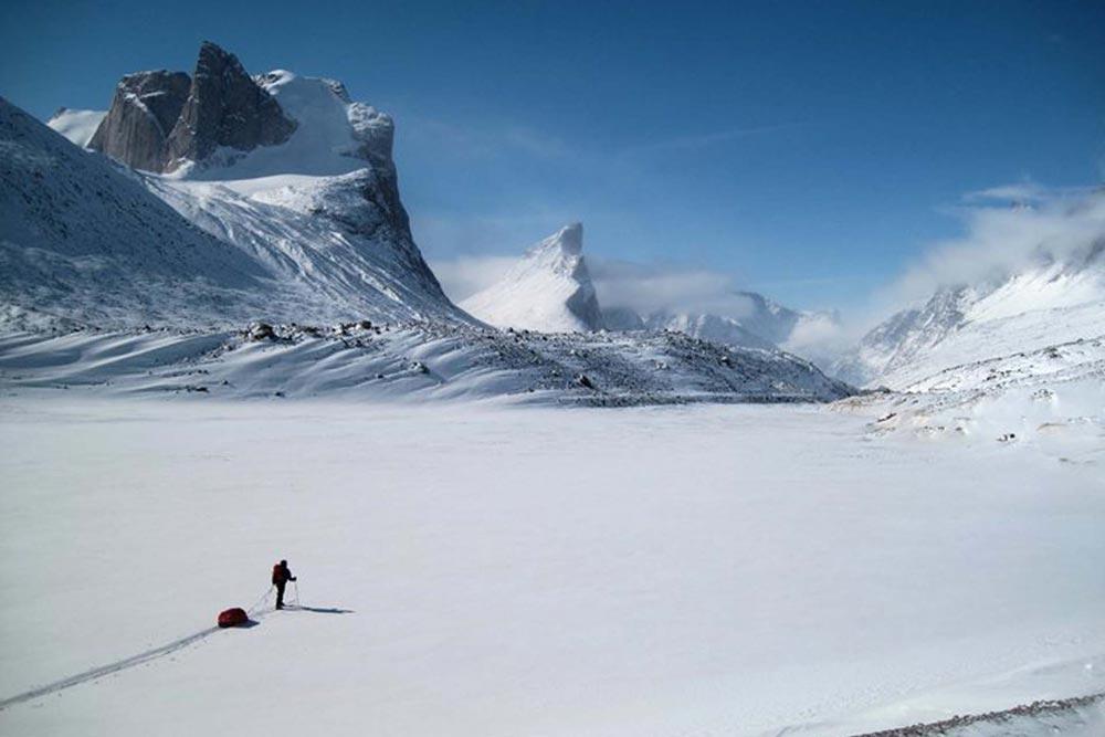 South Pole ft