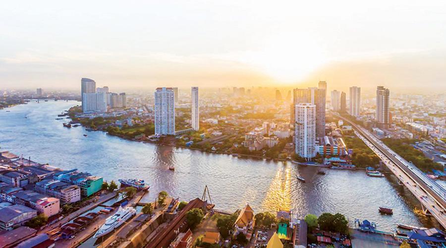 Business in Bangkok