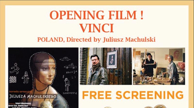 Opening Film Vinci ft