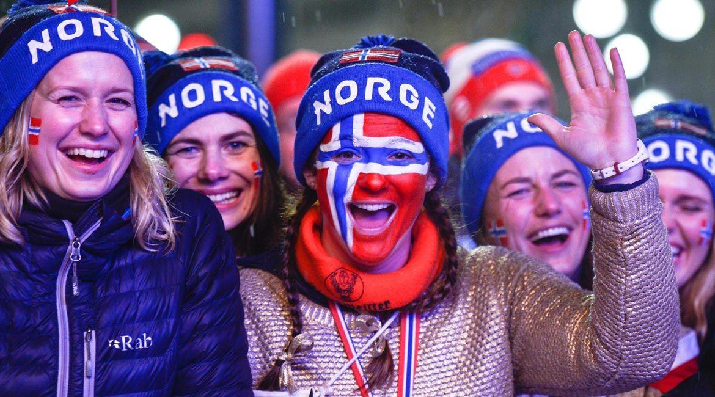 Happiest Norway