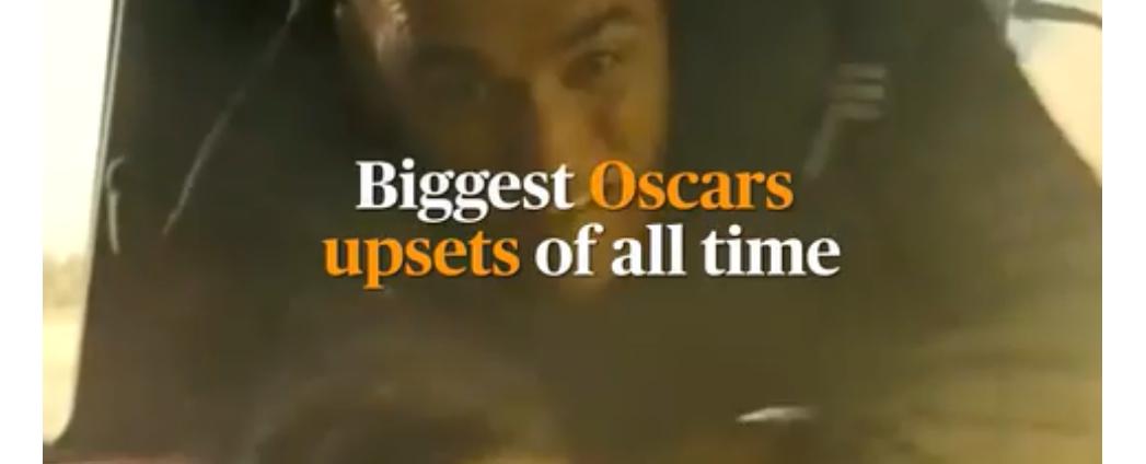 Oscars Upsets ft