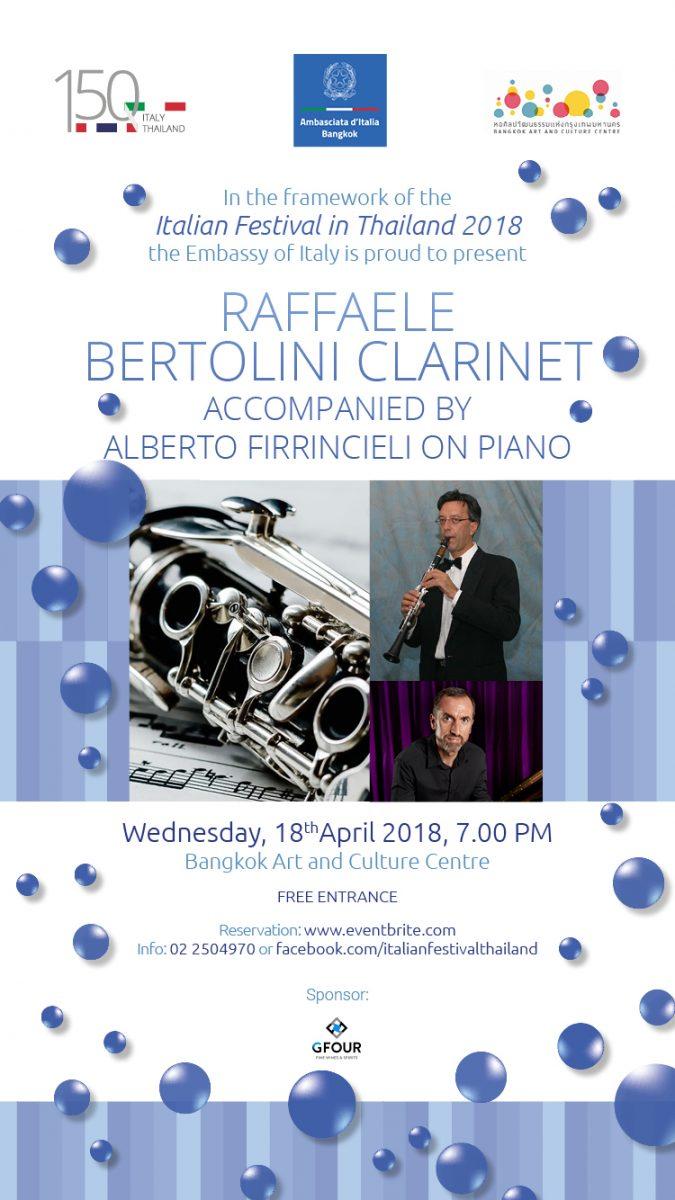 Raffaele Bertolin Poster