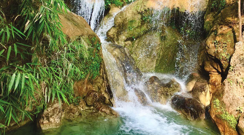 Nepal Falls