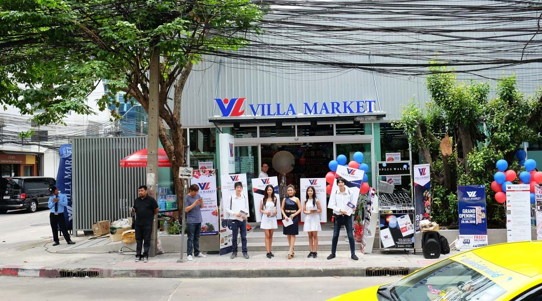 Villa market