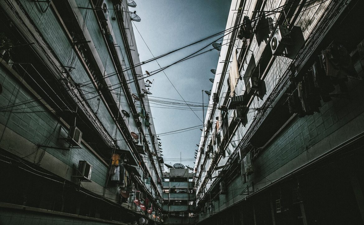 Alley-architecture-buildings