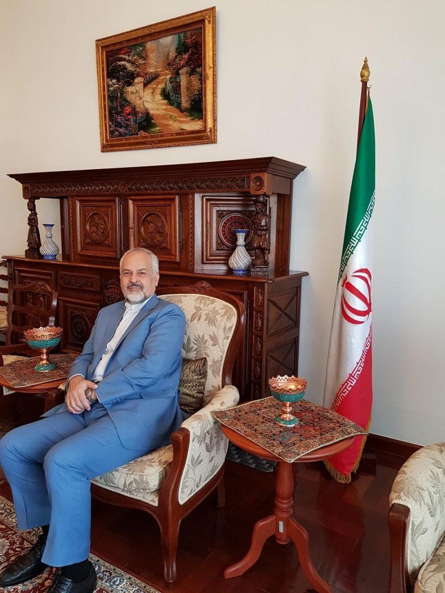 H.M. Mr.Mohsen Mohammadi