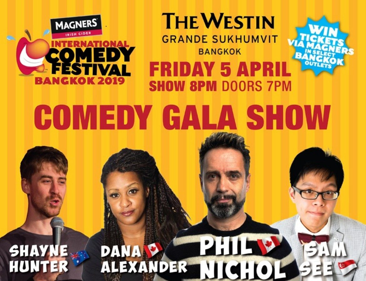 Magners Comedy Festival