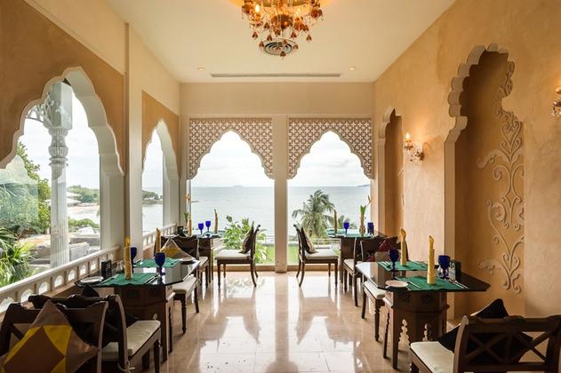 The Maharani restaurant Royal Cliff Beach Resort Pattaya