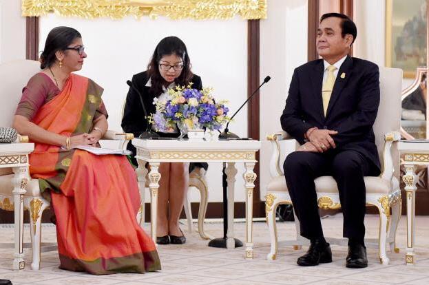 Mrs. Suchitra Durai Indian Ambassador to Thailand