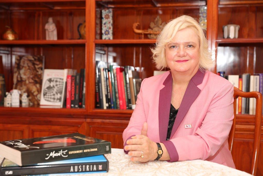 H.E. Dr. Eva Hager