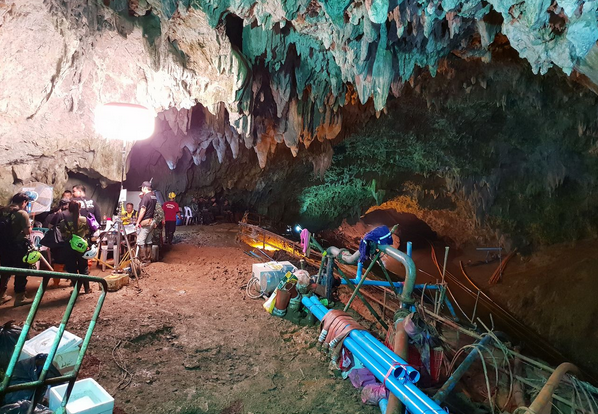 Tham Luang cave reopens 2019