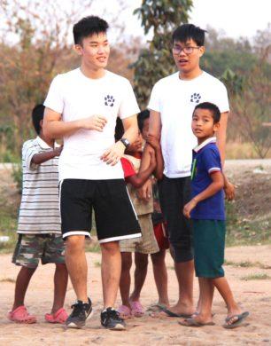Harrow-Bangkok-students-man-white-shirt