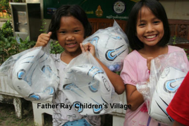Harrow-Bangkok-students-two-childrens