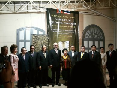 50th anniversary of diplomatic relations between Thailand and Peru-1
