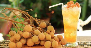 Longan Fruit Juice