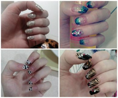 Nail-art-bangkok-dark