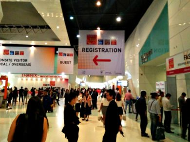 World of Food Asia 2016 May 25th-29th-2