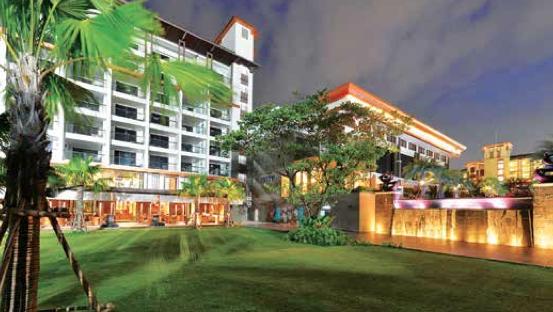 Novotel Suvarnabhumi Airport Hotel – Suvarnabhumi Airport