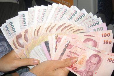 cash-thai-baht