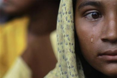 india-crying