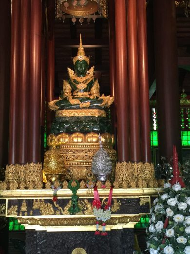 Chiang Rai - Emerald Buddha