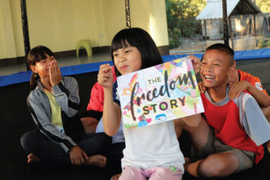 Students Freedom Story