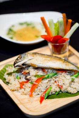 4k Café- food fish