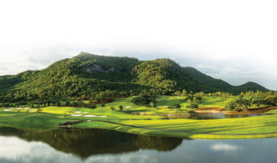Sansara green mountain