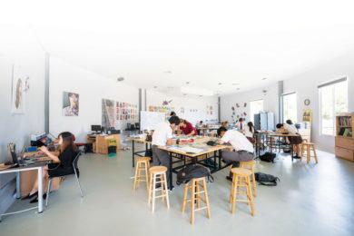 the appreaciation-art studio