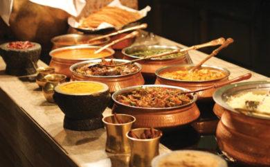 expat-indian buffet