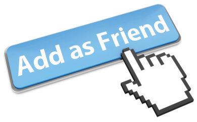 facebook-add as friend