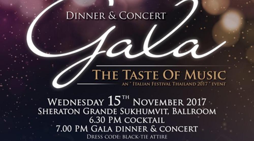 gala dinner -ft