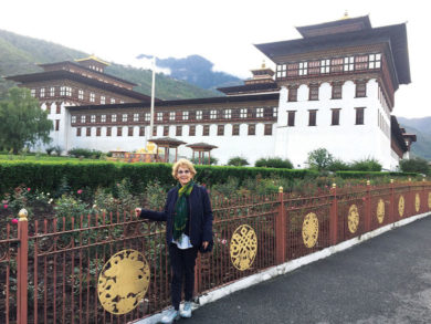 bhutan-palace